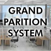 Grand Partition System - Grand Furniture
