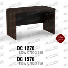 GRAND FURNITURE - Meja Kantor Tanpa laci - Retro Dynamic - DC 1270