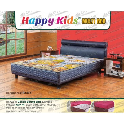 GUHDO MULTIBED HAPPY KIDS 2019 (Panjang 200 cm)