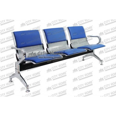LC 8037   - WAITING Chair (3 Seater)