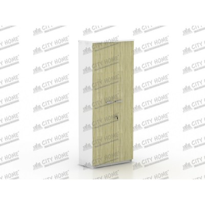 Modera Powell Two - PHC 7422 T - MODERA OFFICE High  Panel Door Cabinet - Lemari Tinggi Pintu Panel
