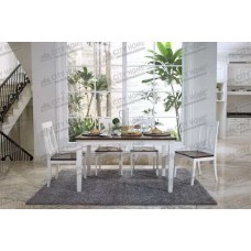 ALLORA 6 COMFY FIT -  Dining Set