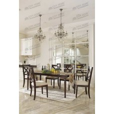 CASANOVA 6 COZY FIT -  Dining Set