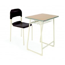 Keiko No. 4,5,6 (Desk + Chair) - CHITOSE School Desk Set