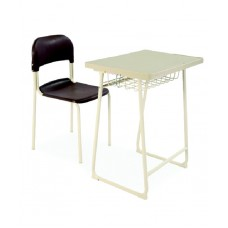 Keiko Plus No. 4,5,6 (Desk + Chair) - CHITOSE School Desk Set