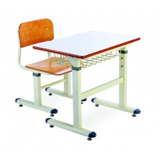Manabu AH-01 (Desk + Chair) - CHITOSE School Desk Set