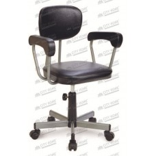 NBK - CHITOSE Office Chair - Black