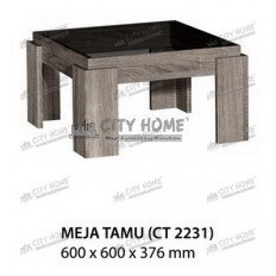 AGUSTO Series - CT 2231 - Coffee Table