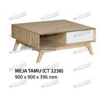 AGUSTO Series - CT 2238 - Coffee Table