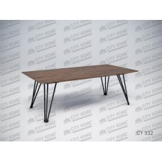 Graver NOIX series - CT 332 - COFFEE TABLE