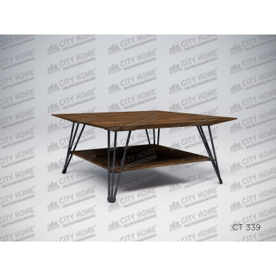 Graver NOIX series - CT 339 - COFFEE TABLE