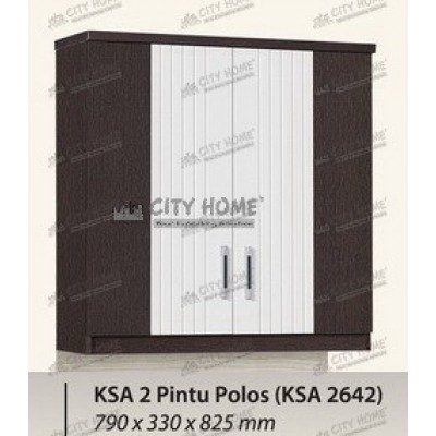 ANATA Series - KSA 2642 - Kitchen Set Atas 2 Pintu
